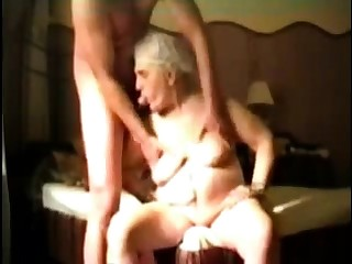 Be in charge Granny in webcam