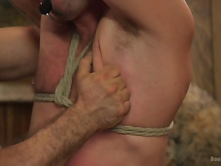 Gay porn in scenes be worthwhile for BDSM bondage
