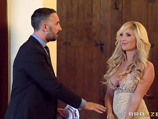 Tasha Reign loves when her lover fingers her ass while she is on a dick