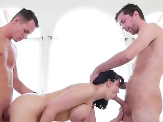 Giving sky pilot handjob father law playmate's daughter full