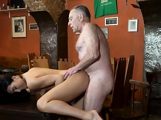 Penny step daddy and venerable girl mad about young girls Can you