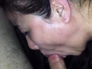Cum through nose be worthwhile for chinese milf