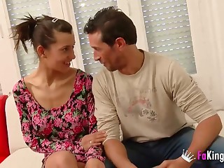 Athletic Girl Likes Hard Lose one's heart to Sex - clara naz