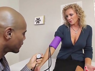 Cougars In the manner of It Black - Tire Jameson Medical Exam