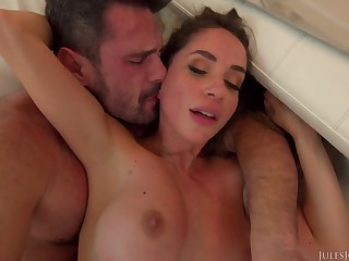 busty Malena impassioned hot sex video