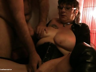 Exhibited & Fucked Regarding A Sex Shop Pt1 - TacAmateurs