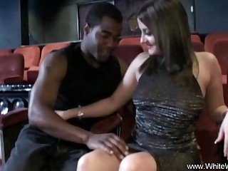 Arousing Amateur Porn Wife Fucks The Black Man While Exciting