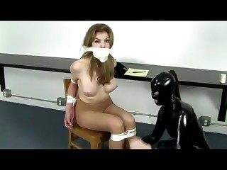 Tied up bondage BDSM be worthwhile for sexy Mommy