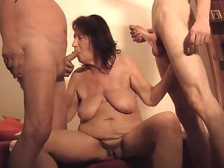 Whore granny Margareth abode xozilla porn movies