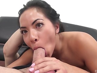 Asian with nice ass, full webcam of age porn