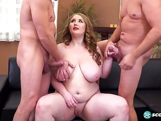 A Three-way Ass Sex Party For Tessa Orlov