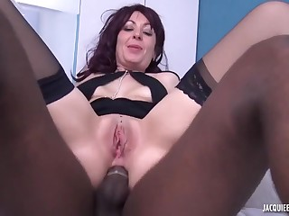 Good nail - Assfucking threesome BBC
